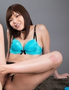 Colorful cuties Aya Kisaki and Shino Aoi make this dude blow his load on cam