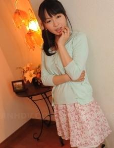Nozomi Hazuki looks so thoughtful and sweet