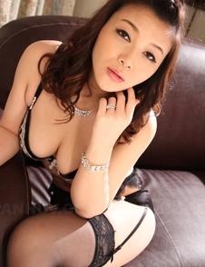 Minako Uchida with big boobs looks incredible