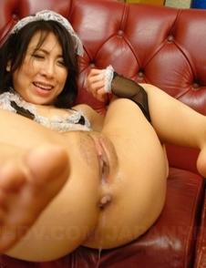 Hot Asian Asuka Tsukamoto is fucked in pussy