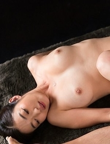 Ryu Enami Cum Covered Footjob