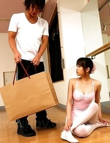 Hot Ririka Suzuki gets rammed hard