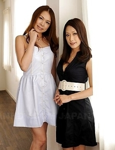 Kai Miharu and Yanagida love posing