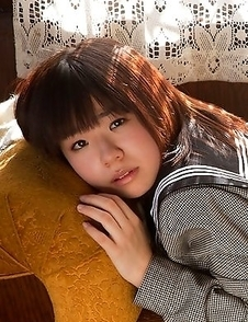 Music Lesson - Hikari Azuma is nice babe that gets naked in front of the camera
