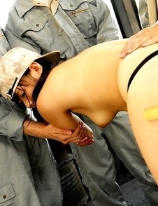 Hot Aoi Nohara gets a nice pecker