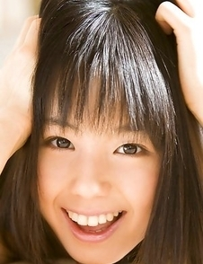 Rina Koike with sexy legs under black dress is romantic