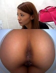 Japanese Piss Fetish Porn - Three Gals-A-Goin